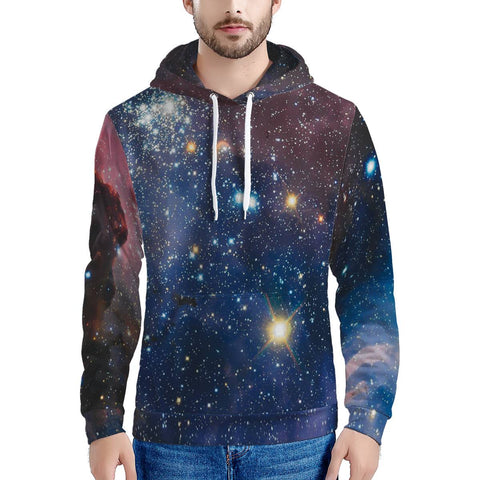 Light Year - Men's All Over Print Hoodie