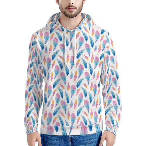 Fly Away - Men's All Over Print Hoodie