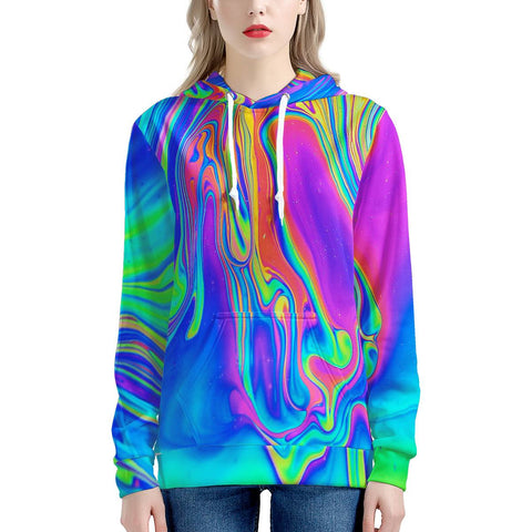 Drip - Women's All Over Print Hoodie
