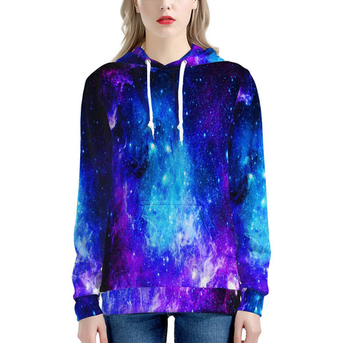 Icy Way - Women's All Over Print Hoodie
