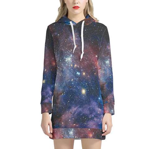 Light Year - Women's Hoodie Dress