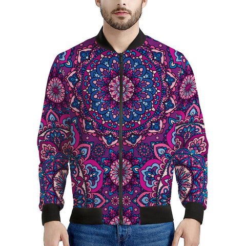 Garden Goddess - Men's Bomber Jacket