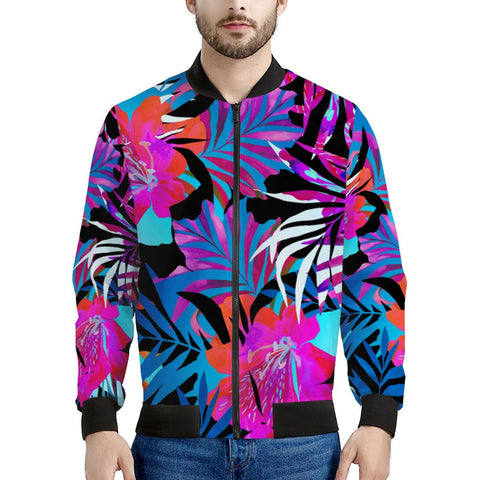 Summer Days - Men's Bomber Jacket