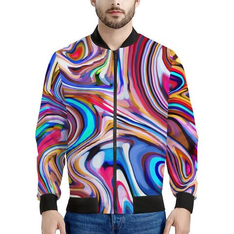 Lucid Dream - Men's Bomber Jacket