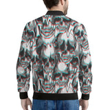 Skull melt - Men's Bomber Jacket