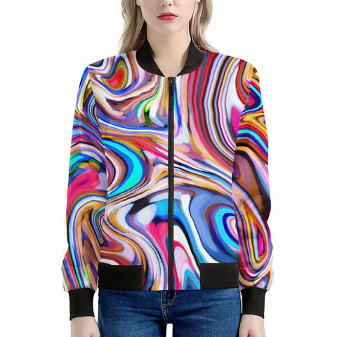 Lucid Dream - Women's Bomber Jacket