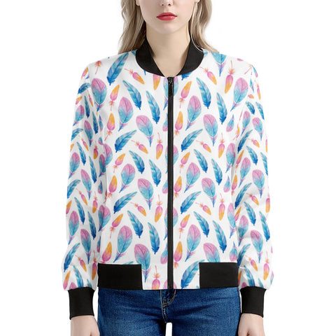 Fly Away - Women's Bomber Jacket