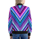 Illusions - Women's Bomber Jacket
