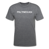 MFD Polynesian Tee - mineral charcoal gray
