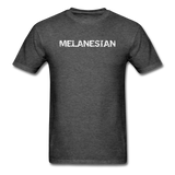 MFD Melanesian Tee - heather black