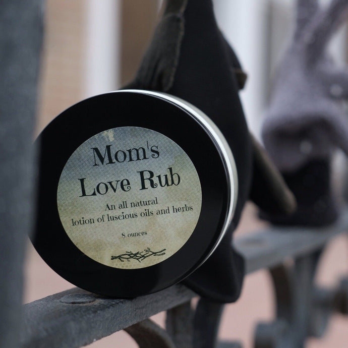 Mom's Love Rub: Jojoba Oil