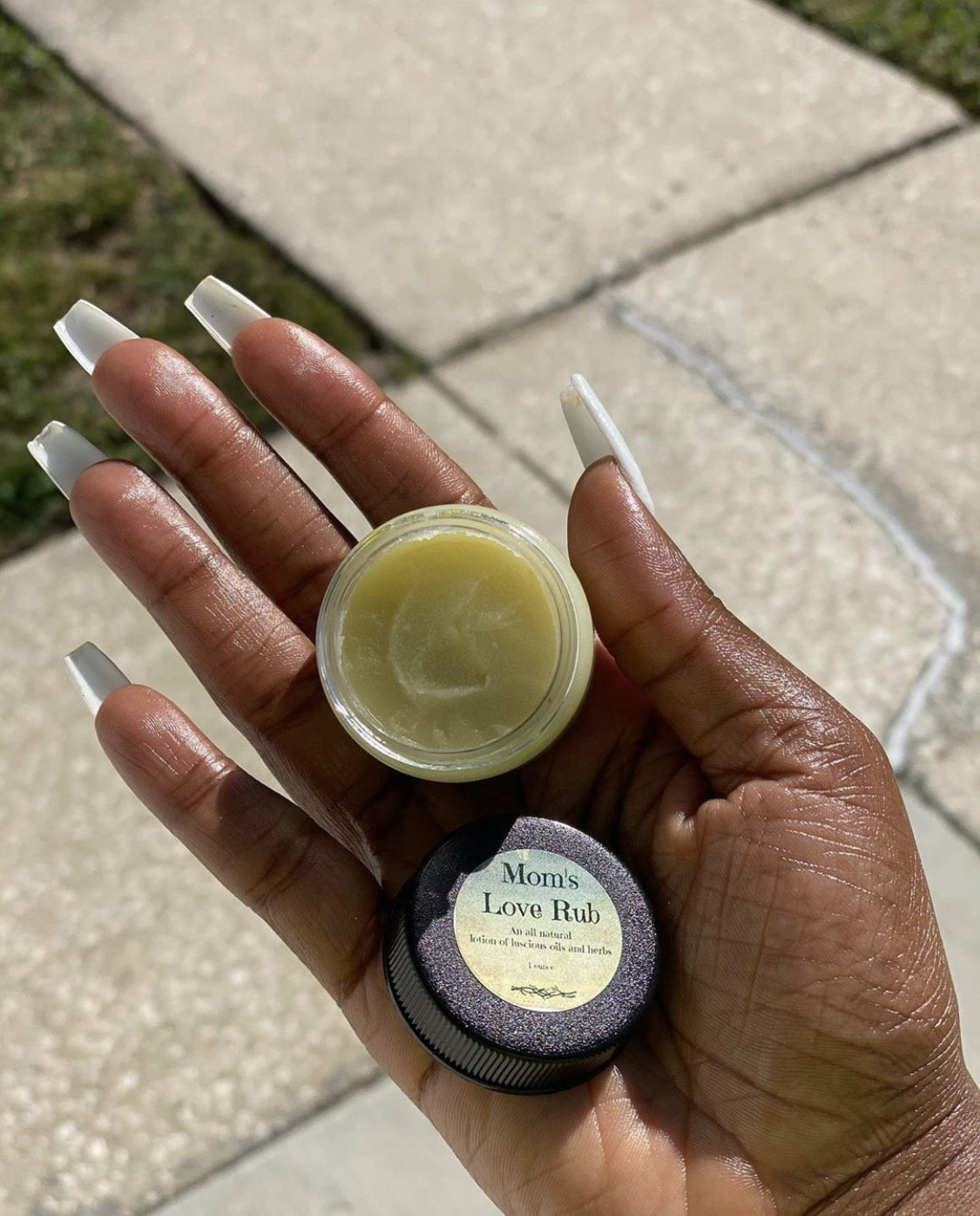 Why Mom's Love Rub uses Shea butter and why you should too!