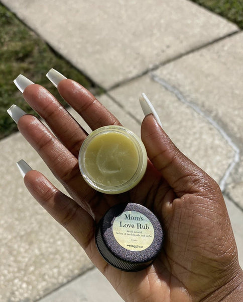 Why Mom's Love Rub uses Shea butter and why you should too! | Mom's Love Rub