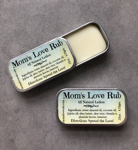#momsloverub #Mom's Love Rub