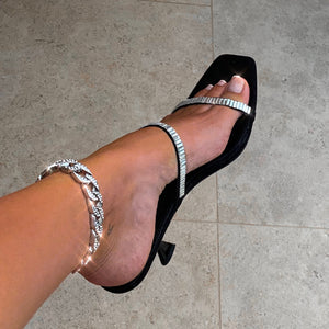 Moonlight Iced Anklet