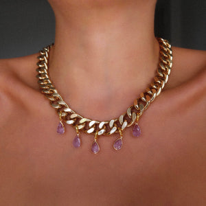 Violette Necklace