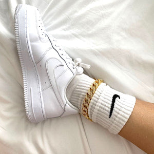 Honey Iced Anklet