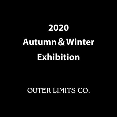 OUTER LIMITS CO. - 2020秋冬展示会のお知らせ