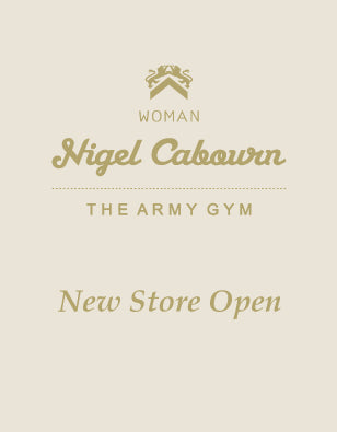 新店舗【Nigel Cabourn WOMAN THE ARMY GYM NAKAMEGURO STORE】オープンのお知らせ