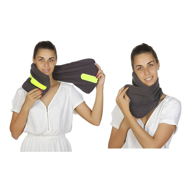 Tlrtl Neck Support Travel Pillow