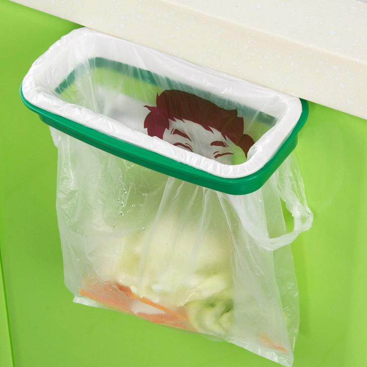 Trash Rack - A Cupboard Trash Holder