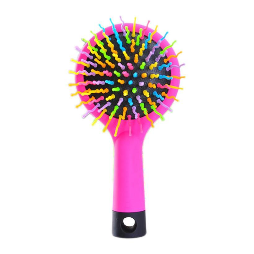Volumizing Rainbow Brush
