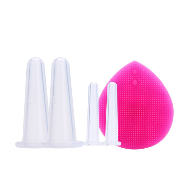 FACIAL CUPPING MASSAGE SET