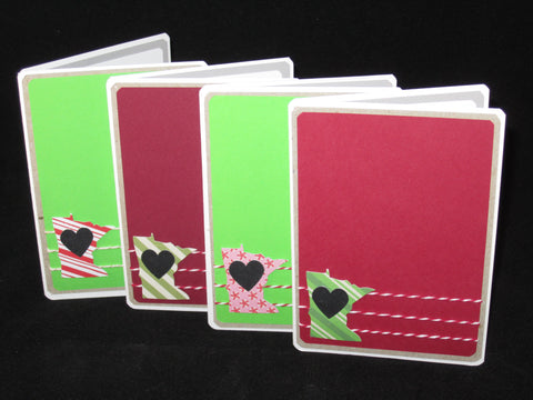 MN Holiday Love - Set of 4 Cards
