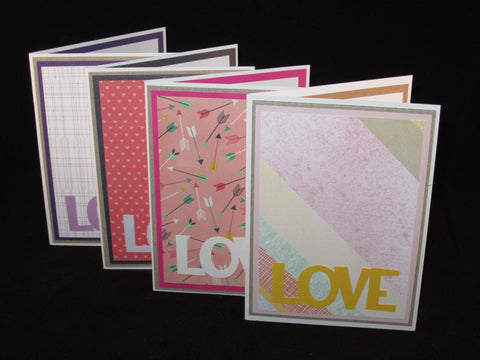 All You Need is Love | 4 Greeting Cards