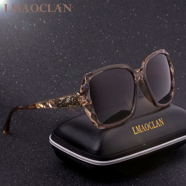 Fabulous 2018 Luxury Brand Polarized Sunglasses