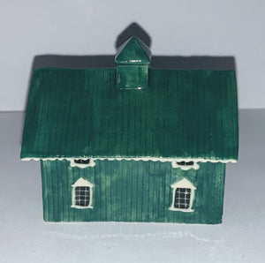 Gamecock Cottage Porcelain House