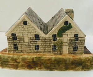 Stony Brook Grist Mill Porcelain House