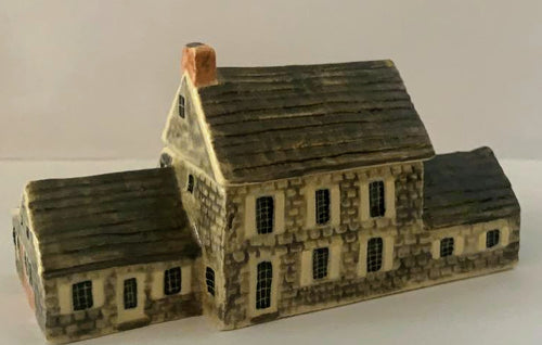 The Satterly-Jergensen Porcelain House