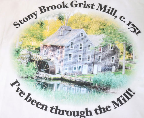 Stony Brook Grist Mill T-Shirt