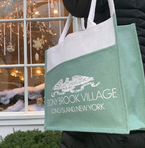 Stony Brook Village Shopping Tote