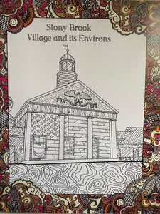 Stony Brook Village Coloring Book
