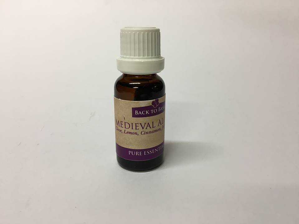 Medieval Alchemy Essential Oil Blend