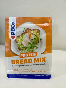 Protein bread mix -low carb