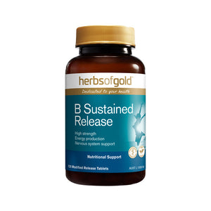 Herbs of Gold B Sustained Release 120t
