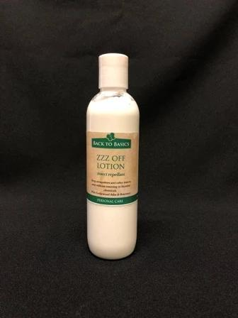 ZZZ Off Insect Repellent Lotion