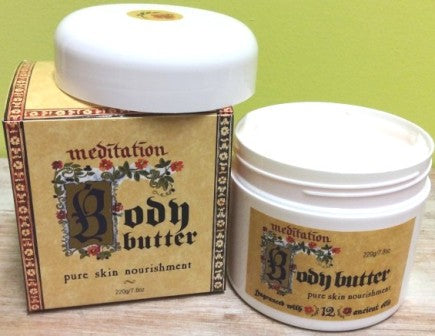 Meditation Body Butter
