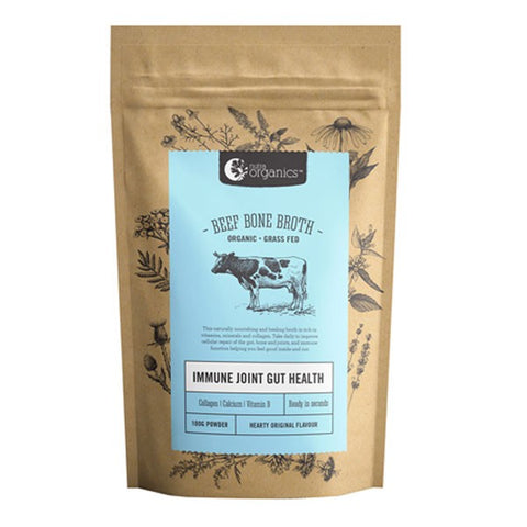 Bone broth - Beef Organic Homestyle Original 100g Powder