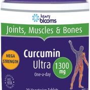 Blooms Curcumin Ultra 1300 30 tablets