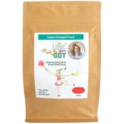 Diatomaceous Earth powder  - 250g (fossil shell flour)