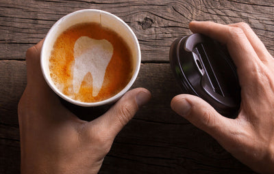 Remove Coffee Stains From Teeth At Home