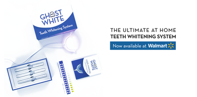 Ghost White The Ultimate At Home Teeth Whitening System Ghost