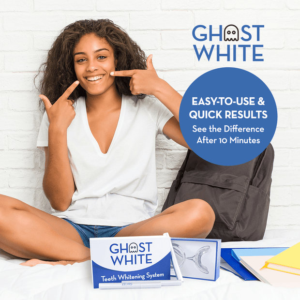 Ghost White Teeth Whitening System - Ghost White - The Ultimate Teeth Whitening System