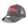 Reading Fightin Phils New Era 9TWENTY Women's Grey Love Fightins Cap