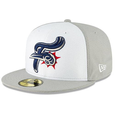 Reading Fightin Phils 2019 Reading Fightin Phils BP Cap - On Field 5950 - Diamond Tech Fabrication