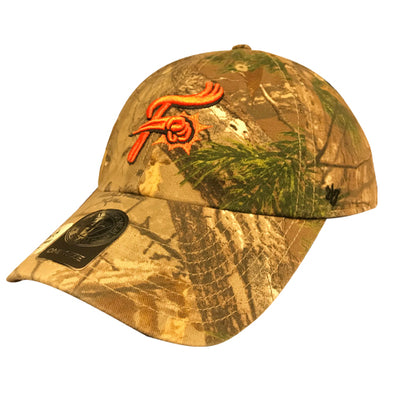 Reading Fightin Phils Camo F-Fist Hat